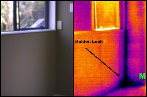Long Island Thermal Imaging Home Inspection Services